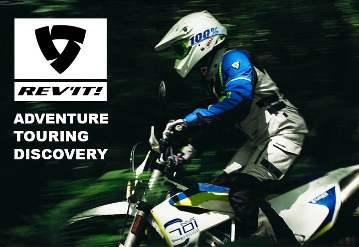 REV'IT! Adventure Touring Discovery